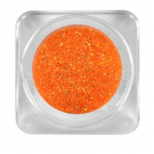 Glitter Powder Orange