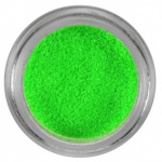 Pulbere stralucitor Verde Neon