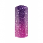 Gel UV Hot and Cold - Glitter Purple and Violet 5ml