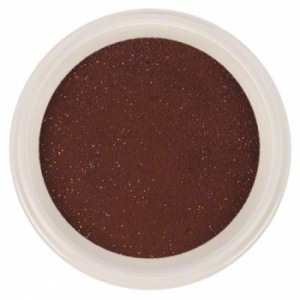 Acryl Color Glitter Dark Brown 5gr