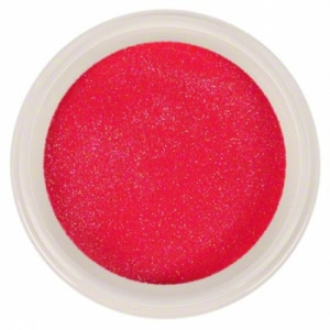 Acryl Nails Acryl Color Glitter Fuchsia 5gr