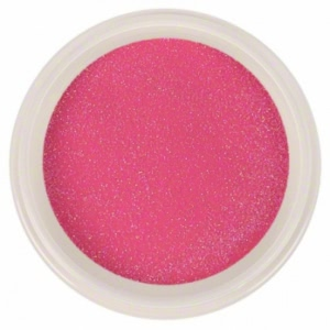 Acryl Color Glitter Red 5gr