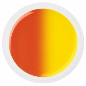 Gel UV Hot and Cold - Pure Orange and Yellow 5ml