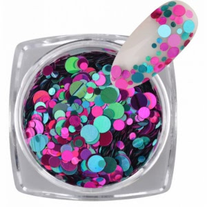 Polkadot Mix Glitter 2M Beauty Nr. 216