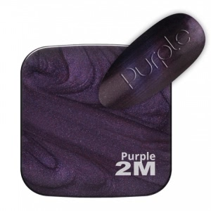 Oja Semipermanenta 2M Beauty Magnetic Purple