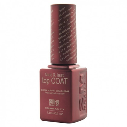Lac 2M Beauty Fast and Last Top Coat